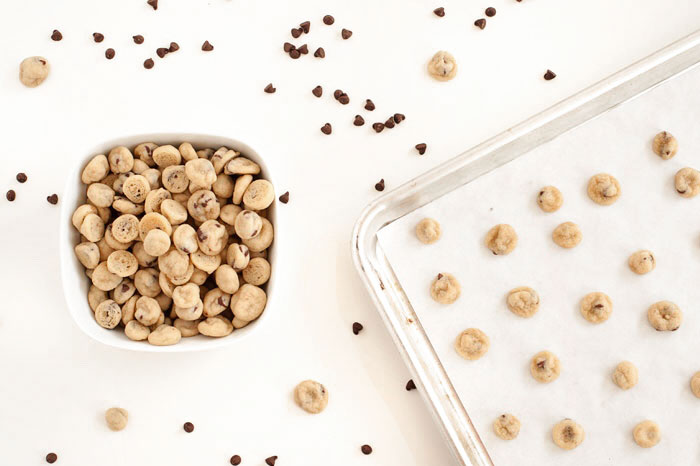 Chocolate  Chip Mini Poppers | Sprinkles for Breakfast