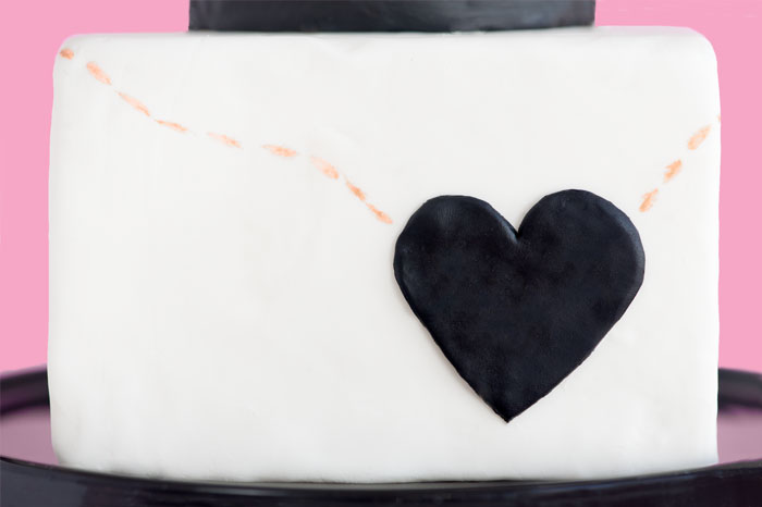Fashion Love Cake | Sprinkles for Breakfast