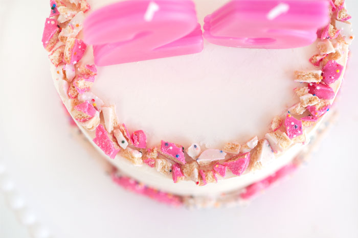 Animal Cracker Cake | Sprinkles for Breakfast