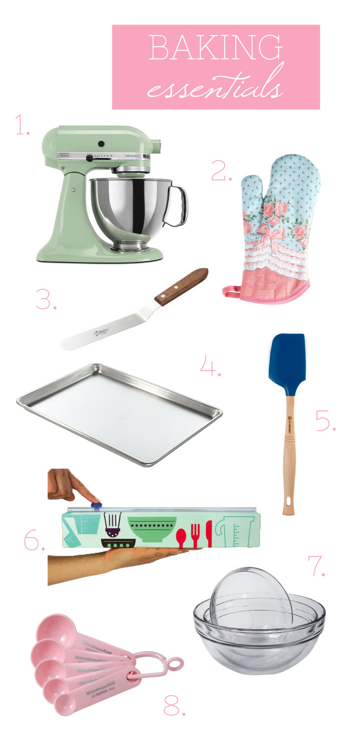 Baking Essentials | Sprinkles for Breakfast