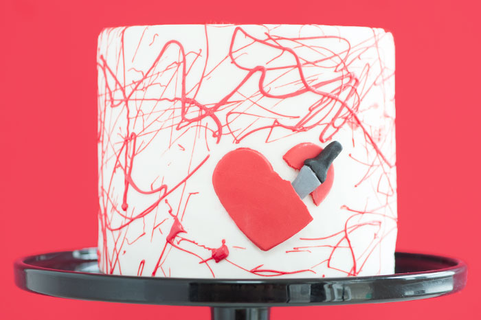 Bad Blood Cake | Sprinkles for Breakfast