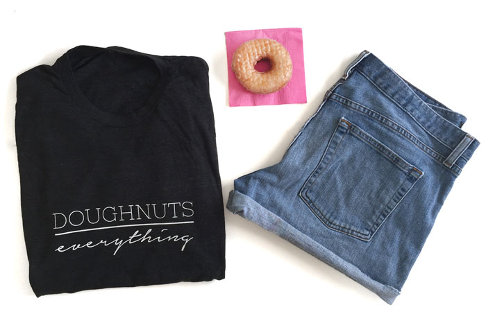 Doughnuts Over Everything