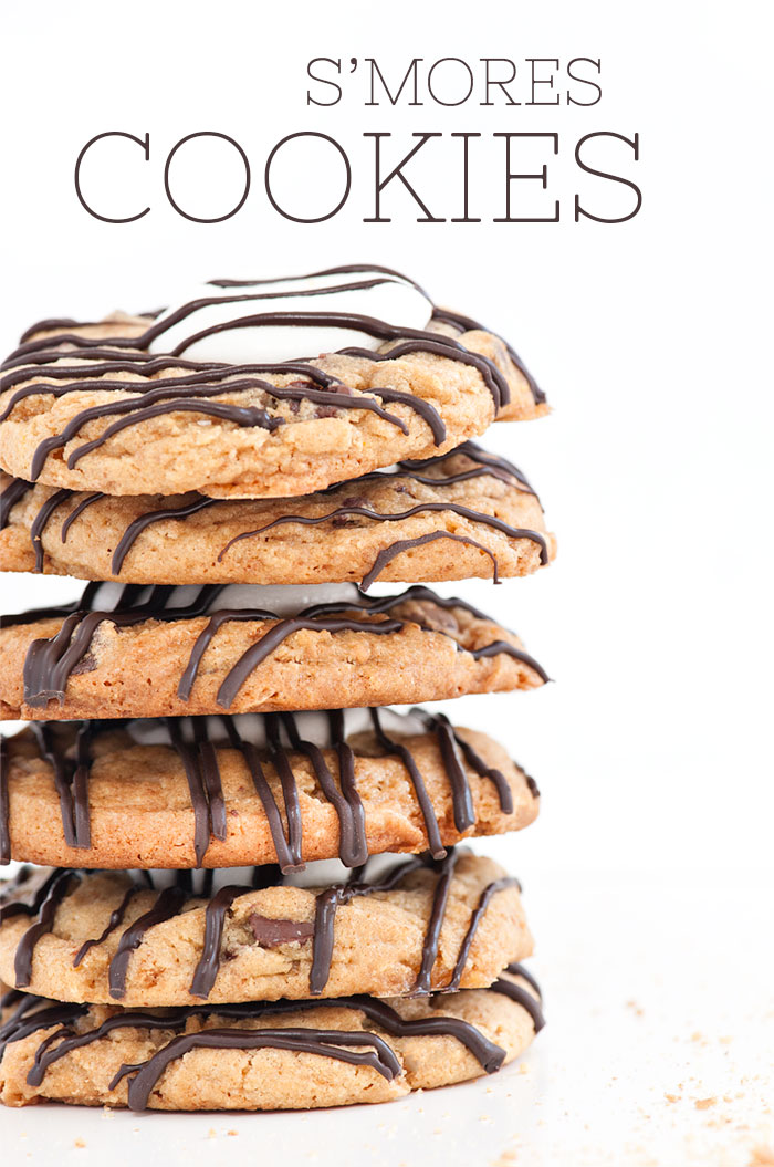 S'mores Cookies | Sprinkles for Breakfast