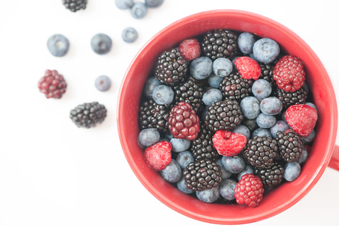 ALL ABOUT BERRIES
