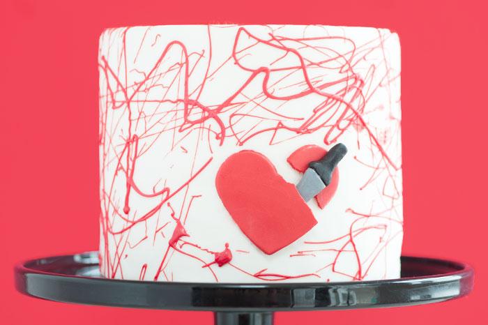 Cake Inspired By Taylor Swift Lyrics   Sprinkles for Breakfast