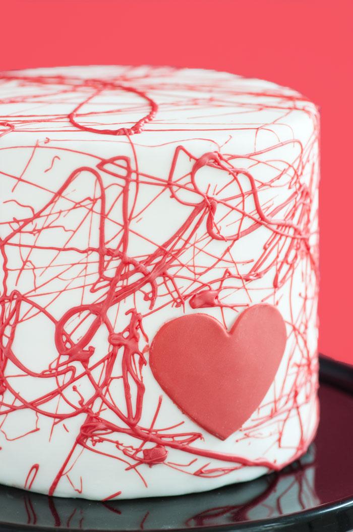 Cake Inspired by Taylor Swift Lyrics | Sprinkles for Breakfast
