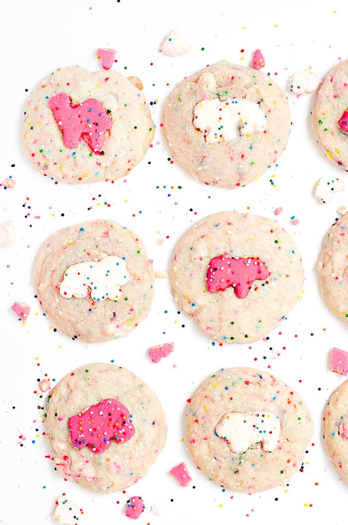 Circus Animal Cookies   Sprinkles for Breakfast
