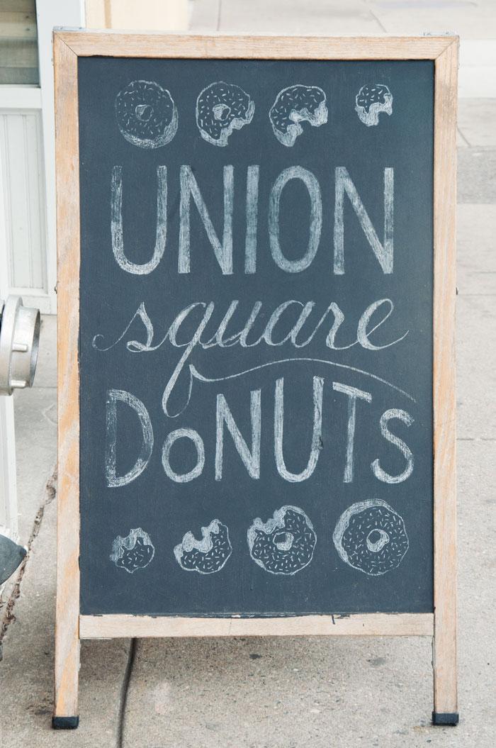 National Doughnut Tour - Union Square Donuts in Boston, MA