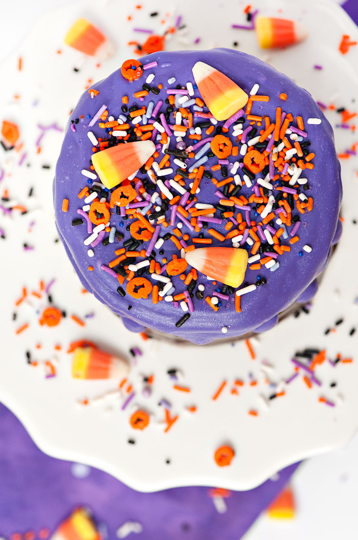 DIY Sprinkle Medley Cake   Sprinkles for Breakfast