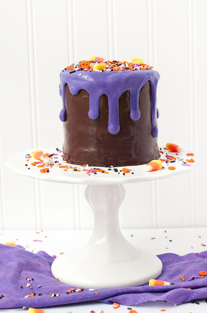 DIY Sprinkle Medley Cake | Sprinkles for Breakfast