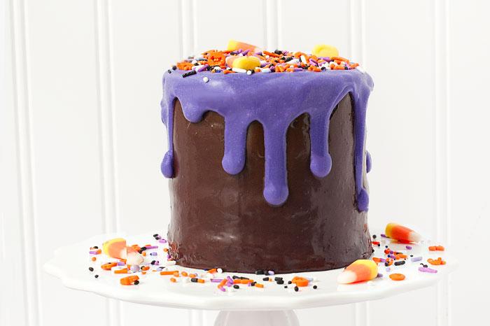 Sprinkle Medley Cake