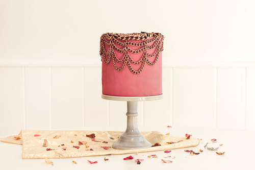 Statement Necklace cake