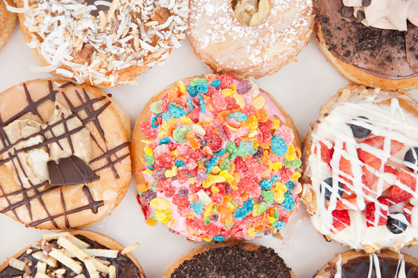 National Doughnut Tour | Sprinkles for Breakfast