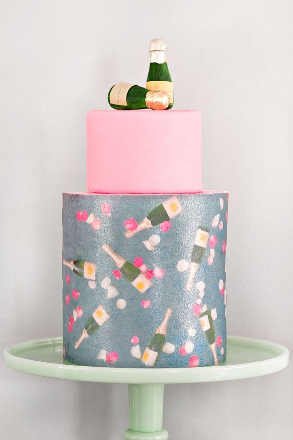 Gray Malin Collaboration Cake | Sprinkles for Breakfast