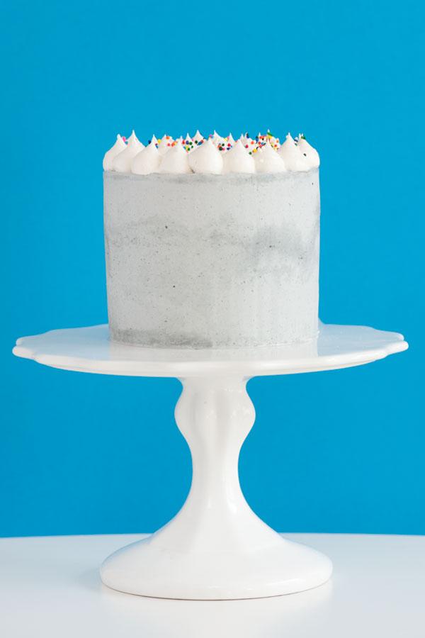 Sprinkle Cloud Cake | Sprinkles for Breakfast