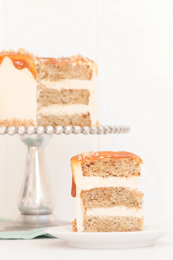 Banoffee Cake | Sprinkles for Breakfast