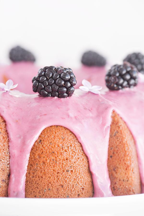 Blackberry Poppy Seed Bundt Cake   Sprinkles for Breakfast