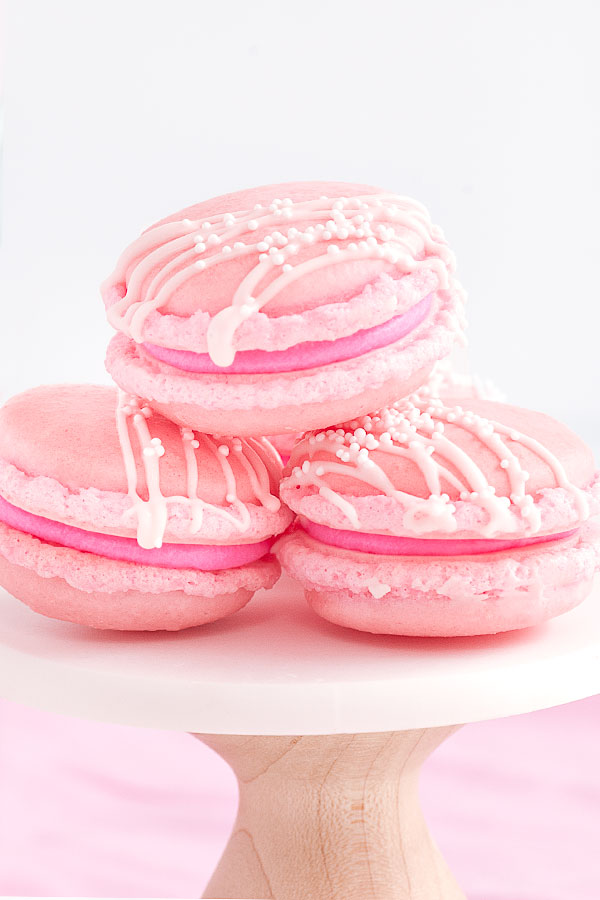 How To Make The Perfect French Macarons | A Troubleshooting Guide
