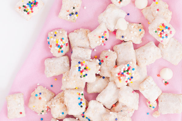 Confetti Marshmallow Muddy Buddies
