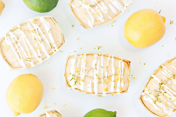 Mini Lemon-Lime Soda Pound Cakes