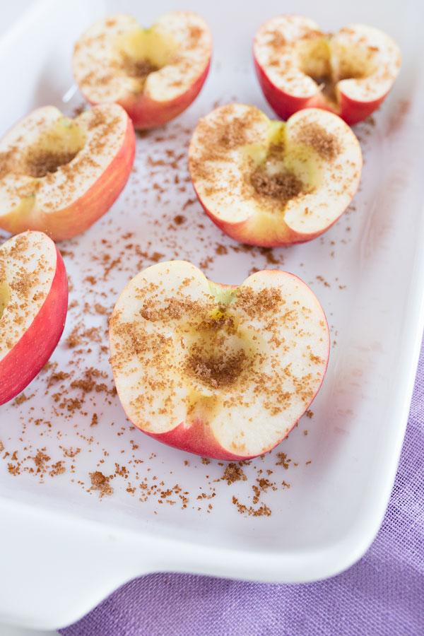 Healthy Baked Apples | Sprinkles for Breakfast
