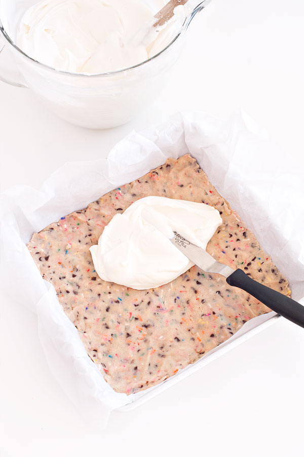 Confetti Cookie Dough Ice Cream Sandwiches | Sprinkles for Breakfast