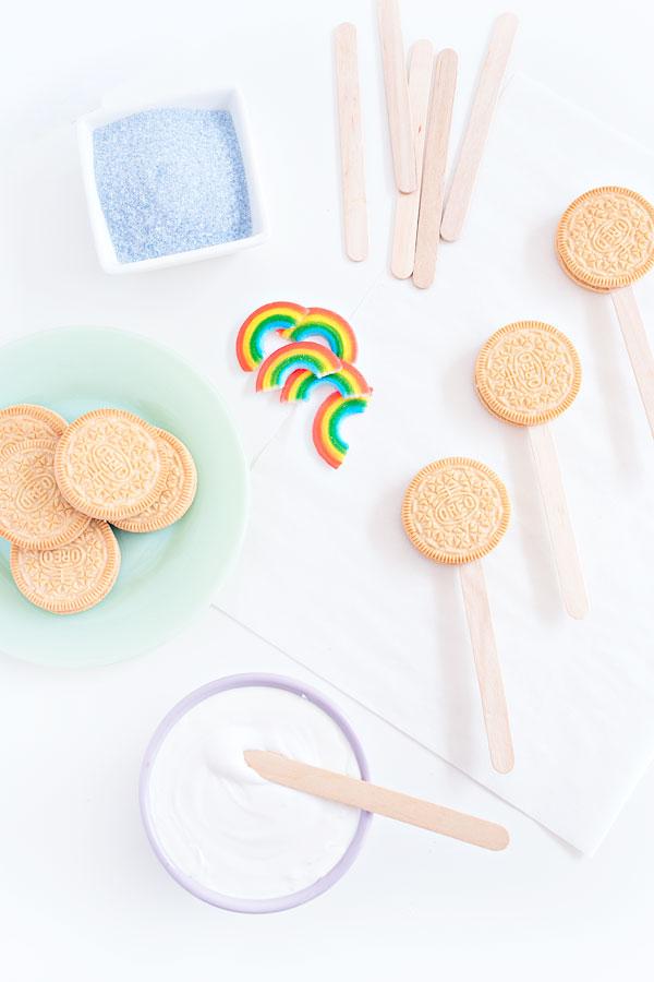 Rainbow Pops | Sprinkles for Breakfast