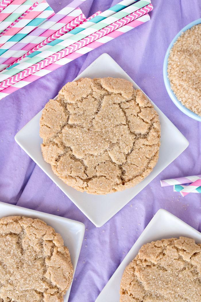 Brown Butter Sugar Cookies | Sprinkles for Breakfast