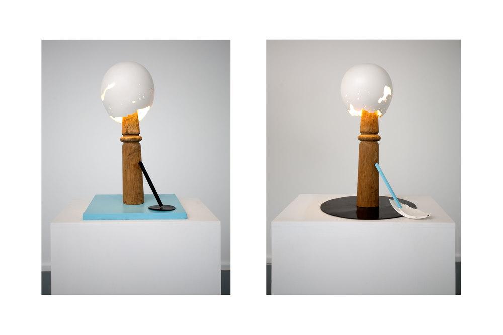 Pair of Lamps 2008