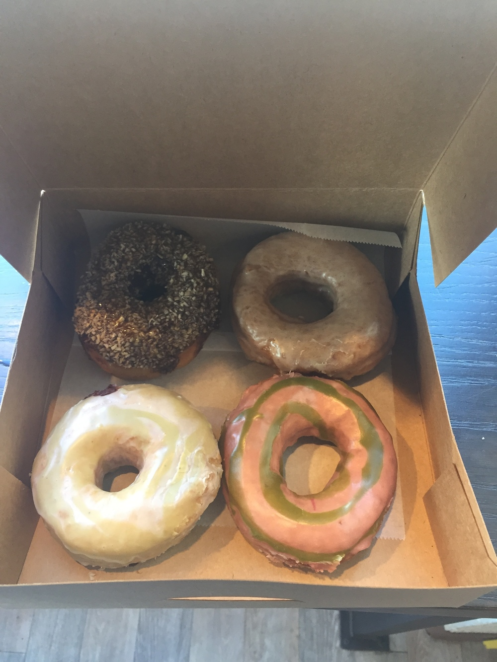 Vortex Donuts: A Must Have
