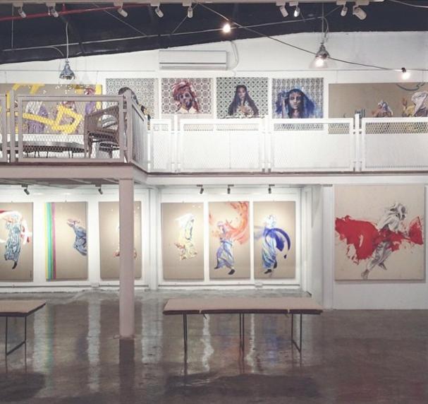 1st Floor Exhibit Space @ Masaha13