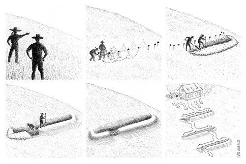 Drawing With No Lines : Technical drawings u2014 evan walbridge