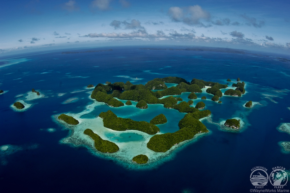 "June 14-21, 2015   Palau Aggressor   ""One Of The World's Top Dive Destinations""  Scroll down for more info..."