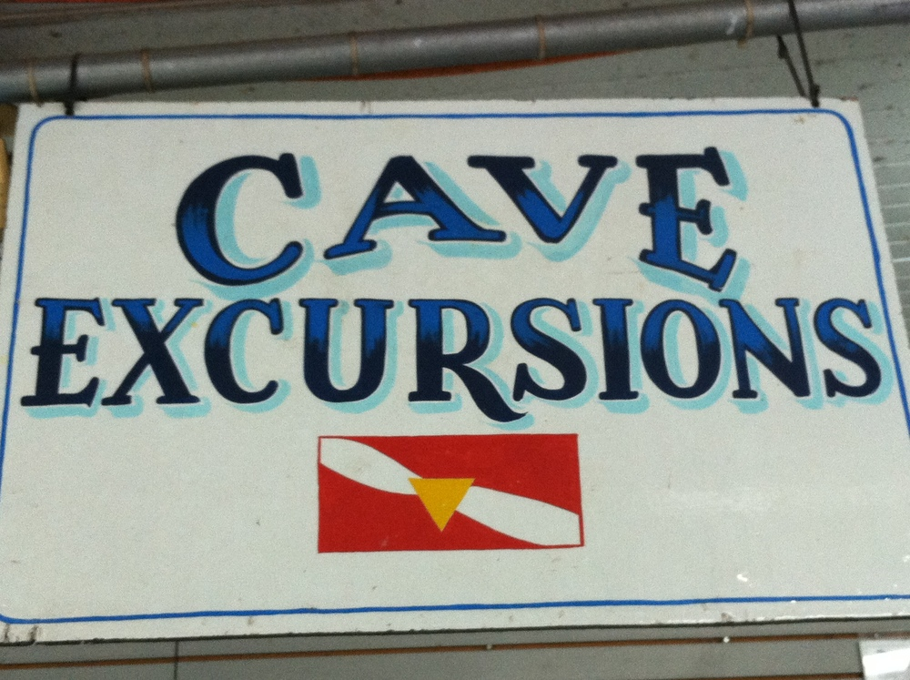 It's always a good day when you pull into Cave Excursions!