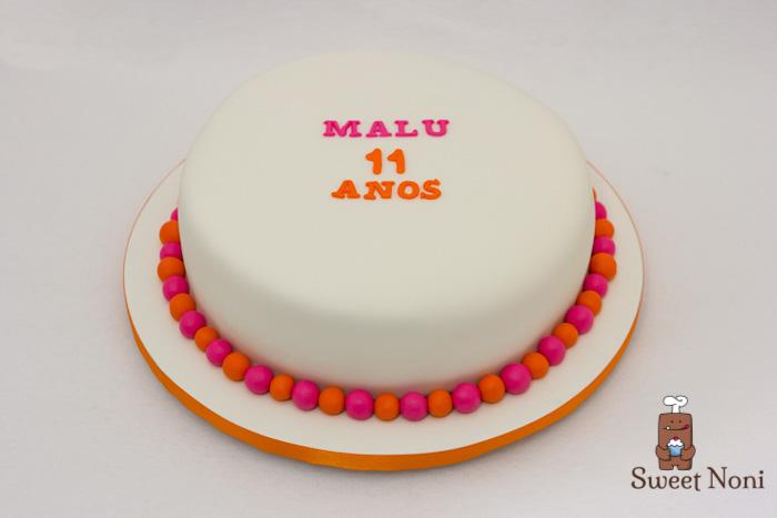 Birthday Cakes Boys Girls Sweet Noni