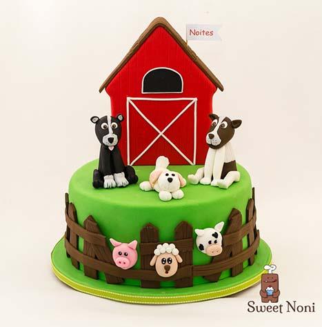 Birthday Cakes Adult Sweet Noni