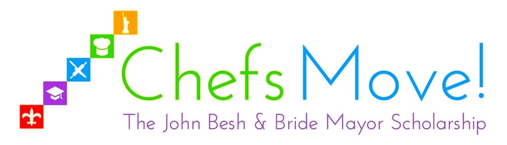 The John Besh & Bride Mayor Chefs Move! Scholarship