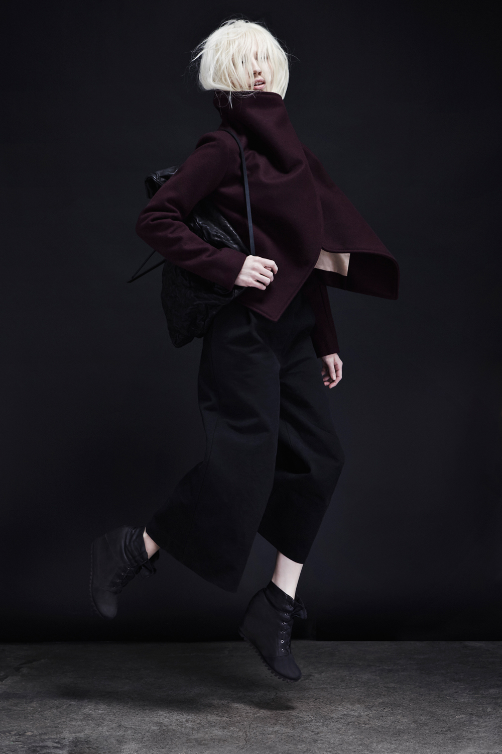 Crater Backpack + Wrap Jacket + Basalt Pant