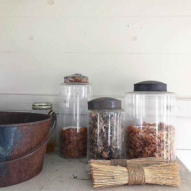 garden + textile shed inspiration @hancockshakervillage [ ph. @abigaildoanstudio ]