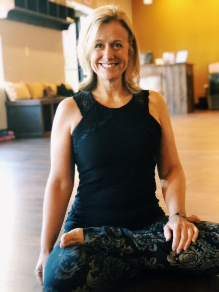 Beth - Beth has her 200 hour RYT certification from Yoga Alliance. She has been practicing yoga for eight years in the White Bear community, where she lives with her family. Beth especially enjoys introducing people to yoga, which not only builds strength and flexibility for the body, but resiliency for meeting life's challenges and mindfulness for realizing everyday blessings. Beth views every hour on the yoga mat as a gift you give yourself. Off the mat, as part of her own yoga journey, Beth is a dedicated student of the Yamas and Niyamas that guide how we relate to other people and how we take care of ourselves.