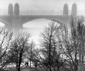 Fog Along The Longfellow Bridge 1992