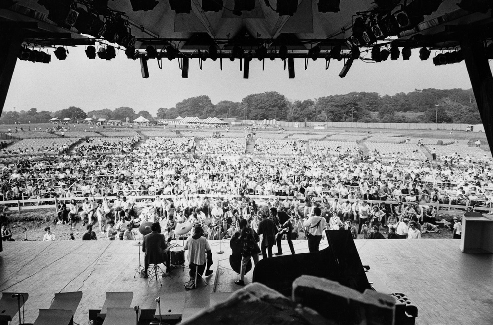 Newport Jazz Festival 1968 The Globe Collection