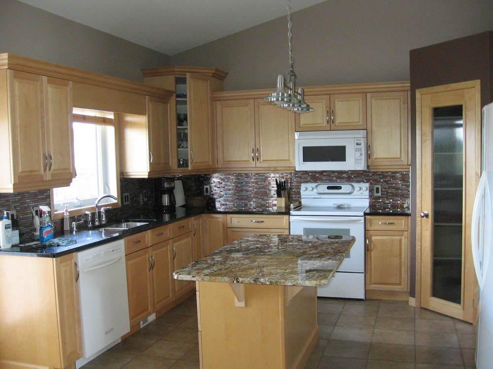Interior Design Calgary Kitchen Renovation