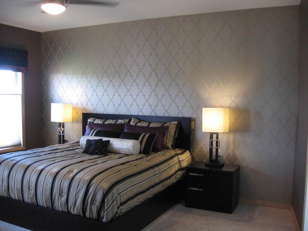 Interior Design Calgary Master Bedroom Wallpaper