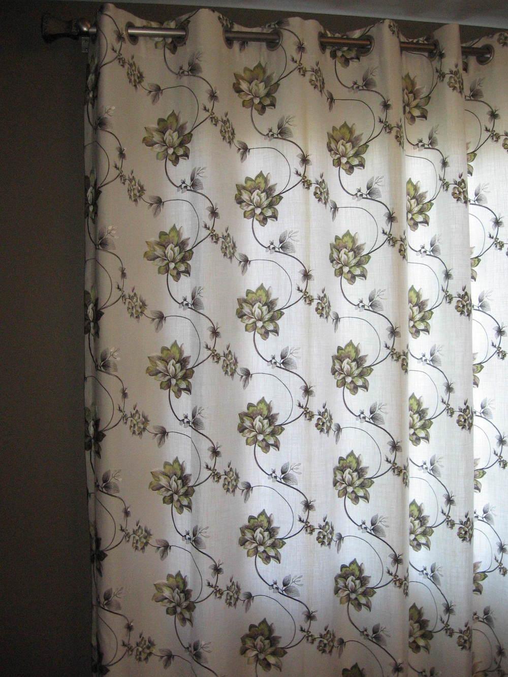 Interior Design Calgary Master Bedroom Custom Drapery