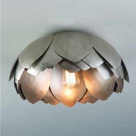 Interior Design Calgary, Home Decor & House Plans | Flower Ceiling Light | Dutch Touch Interiors