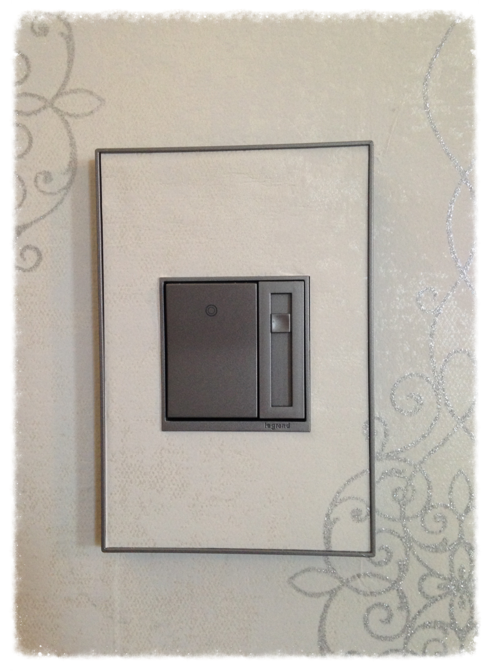 legrande Adorne collection - Custom Wallplate