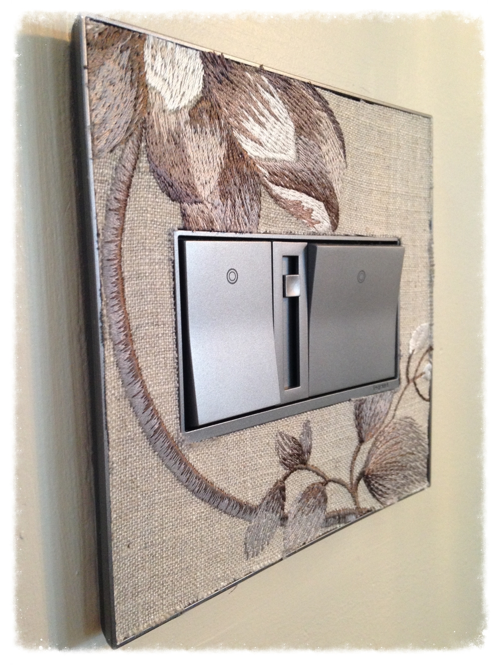 Interior-Design-Calgary, Home-Decor-&-House-Plans | Joanne-Fabrics-Wallplate | Dutch-Touch-Interiors