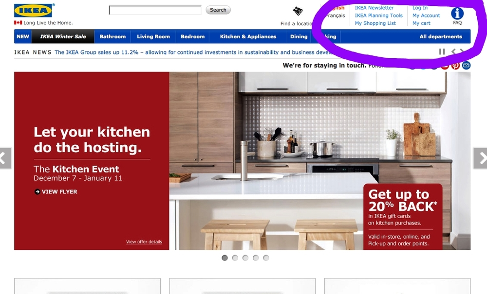 Interior Design Calgary, Home Decor & House Plans | IKEA Site | Dutch Touch Interiors