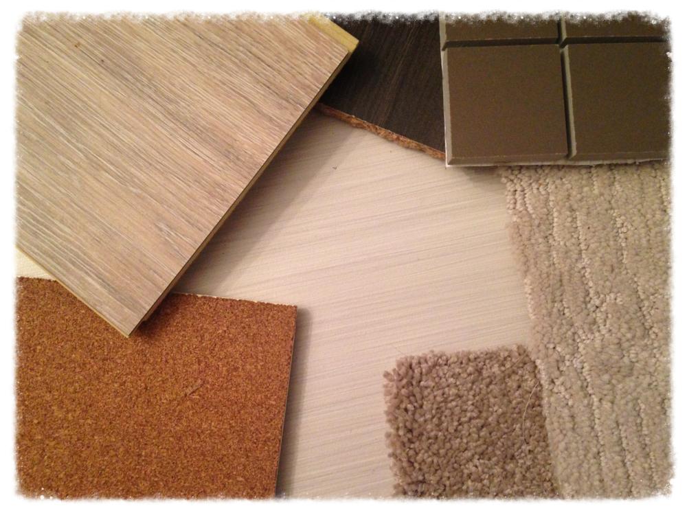 Interior Design Calgary, Home Decor & House Plans | Flooring Samples | Dutch Touch Interiors